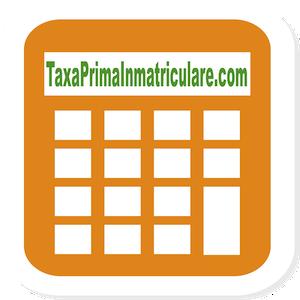 Taxa Prima Inmatriculare